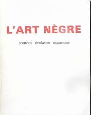 L'Art Negre - Sources Evolution Expansion