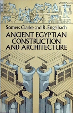Ancient Egyptian construction and architecture.