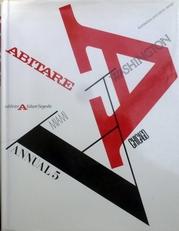 Abitare Annual 5. Architecture and interior design.