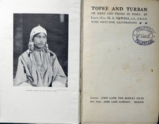 Topee and Turban Or Here and Here in India..]